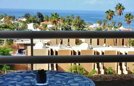 Cтудиo-апартаменты с видом на океан